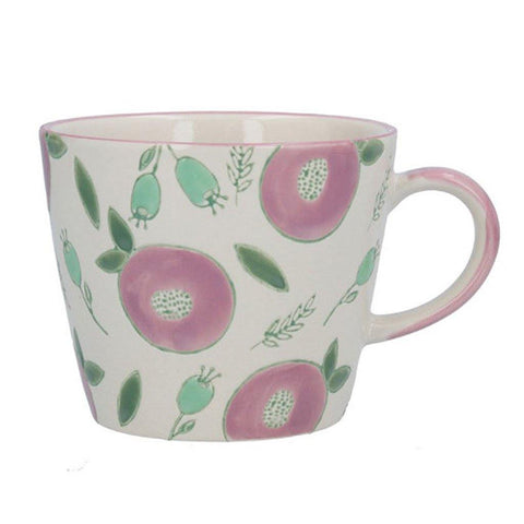 Plum & Berry Ceramic Mug - insideout-home