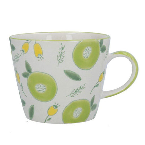 Greengage & Berry Ceramic Mug - insideout-home