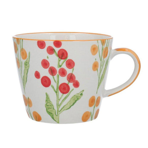 Red Wattle Ceramic Mug - insideout-home