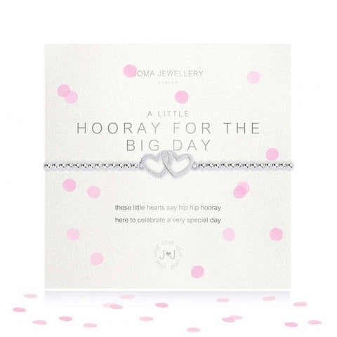 A Little Hooray For The Big Day Bracelet - insideout-home