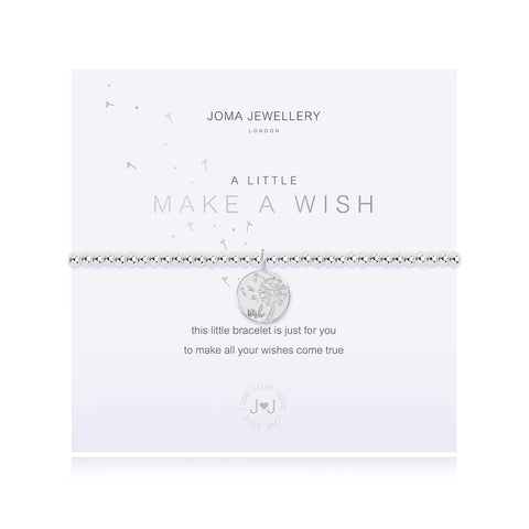 A Little Make A Wish Bracelet - insideout-home