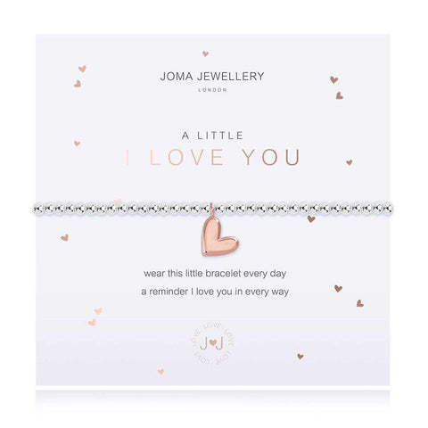 A Little I Love You Bracelet - insideout-home