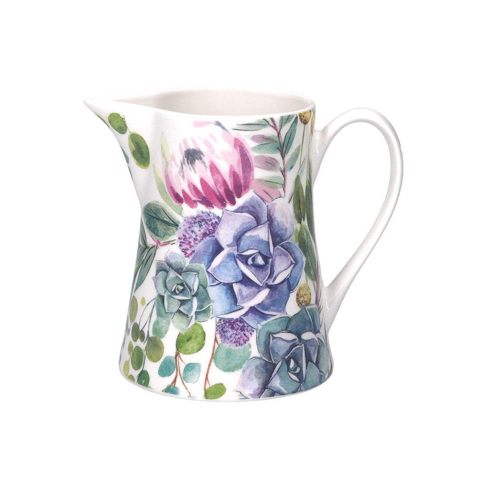 Desert Blooms Jug Small by  Insideout