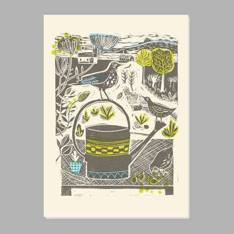 In The Garden Print - insideout-home