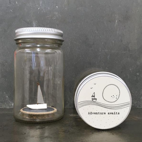 World In A Jar - Adventure Awaits