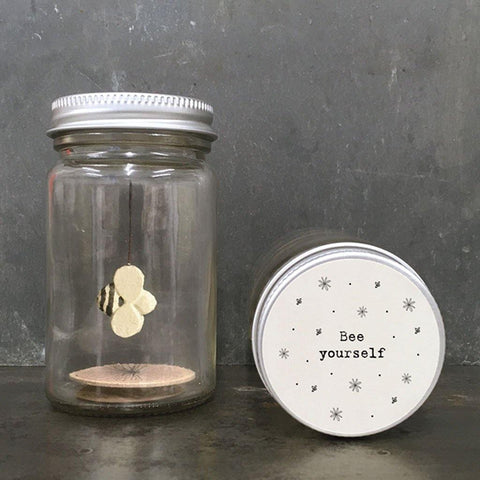 World In A Jar - Bee Yourself - insideout-home