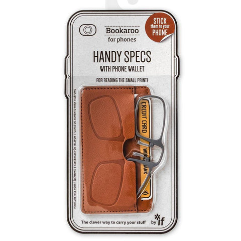 Bookaroo Handy Specs Brown - insideout-home