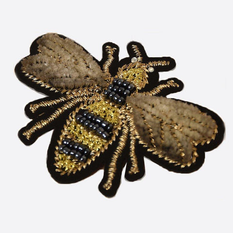 Golden Bee Accessory Pin - insideout-home