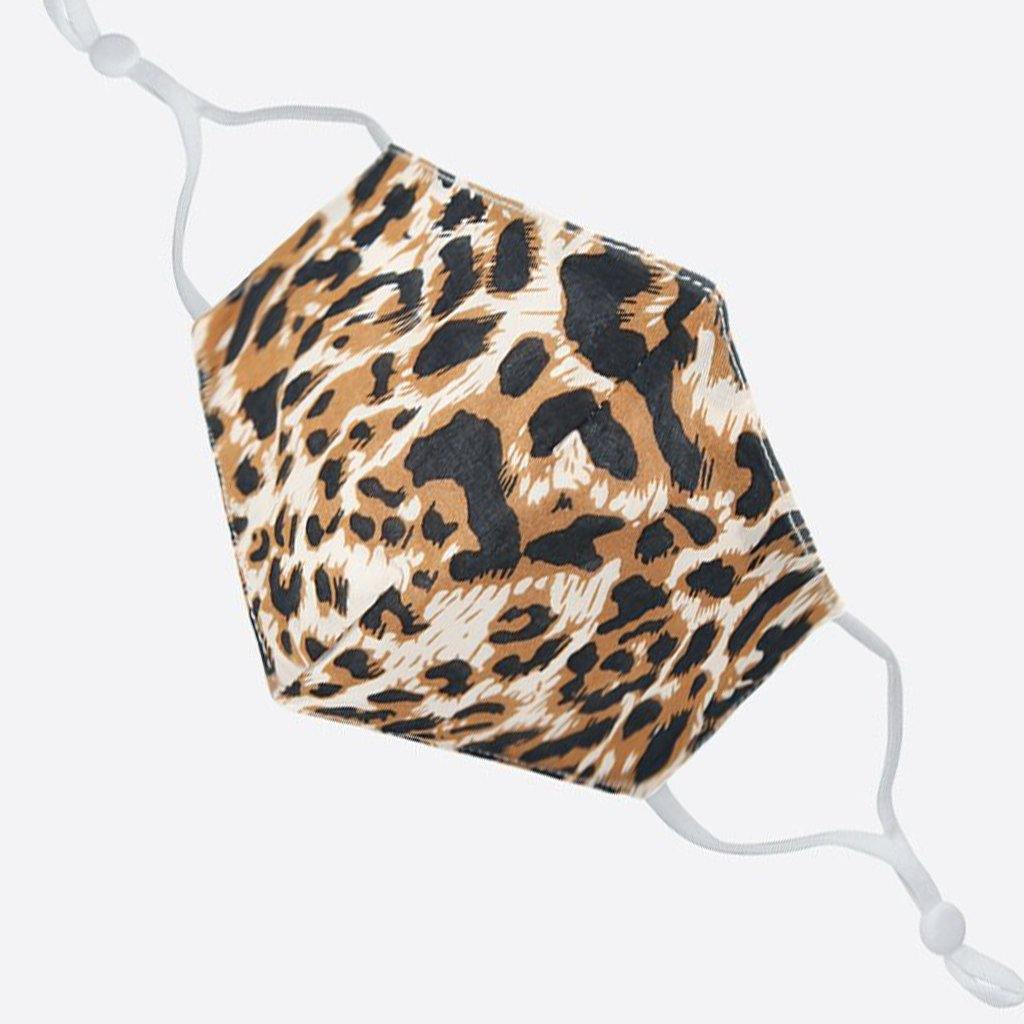 Face Mask Cream Leopard by  Insideout