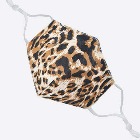 Face Mask Cream Leopard - insideout-home