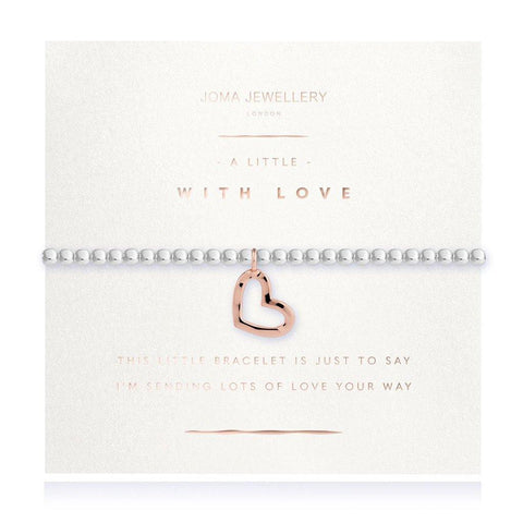A Little With Love Bracelet - insideout-home