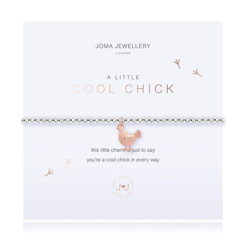 A Little Cool Chick Bracelet - insideout-home