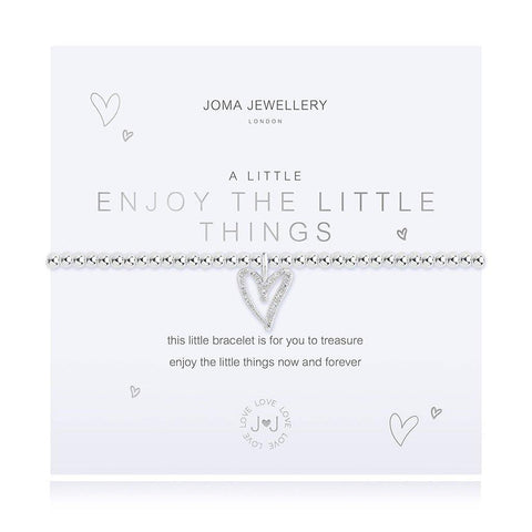 A Little Enjoy The Little Things Bracelet - insideout-home