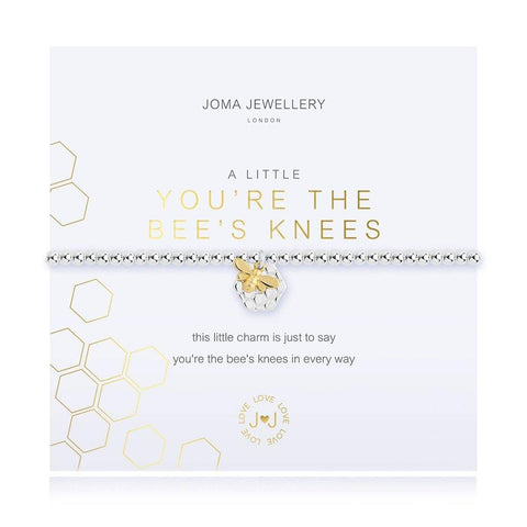 A Little You're The Bees Knees Bracelet - insideout-home