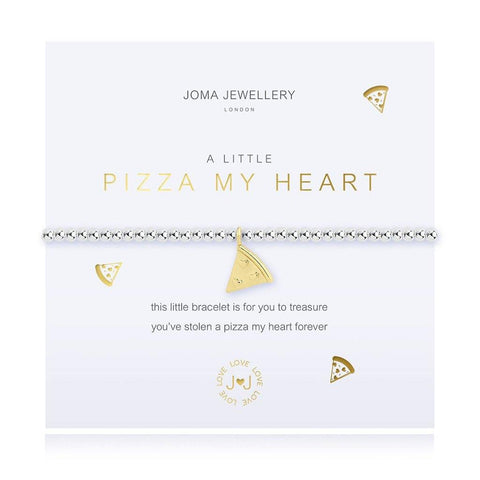 A Little Pizza My Heart Bracelet - insideout-home