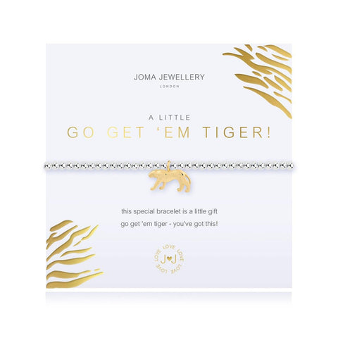 A Little Go Get'em Tiger Bracelet - insideout-home