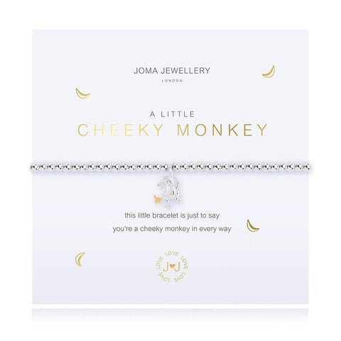 A Little Cheeky Monkey Bracelet - insideout-home