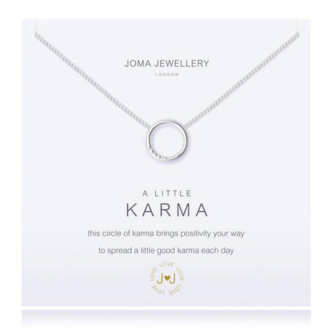A Little Karma Necklace - insideout-home