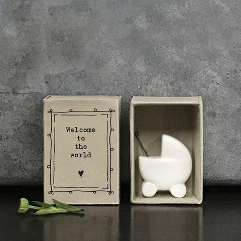 Matchbox Welcome To The World - insideout-home
