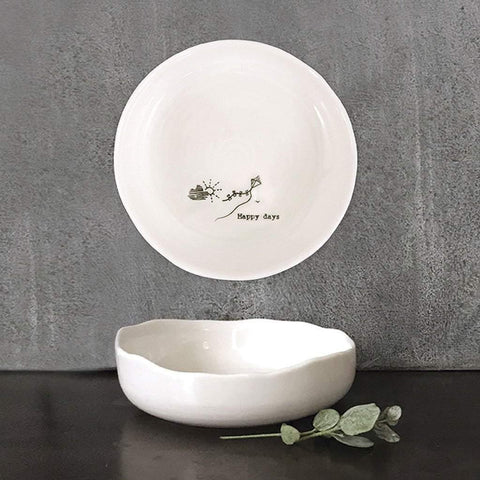 Happy Days Trinket Dish - insideout-home