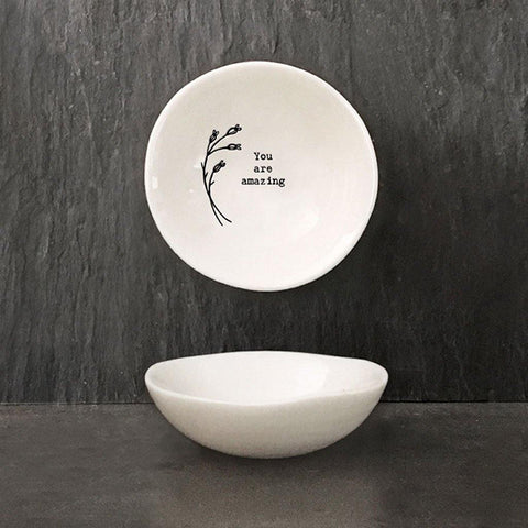 Amazing Small Wobbly Hedgerow Bowl - insideout-home