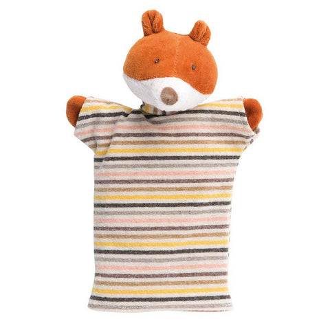 Gaspard The Fox Hand Ppuppet - insideout-home