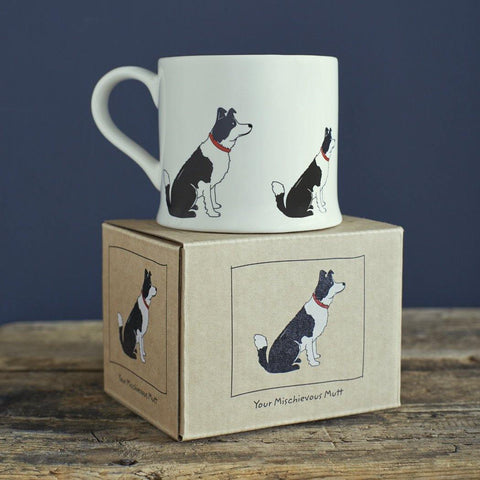 Border Collie Dog Mug - insideout-home