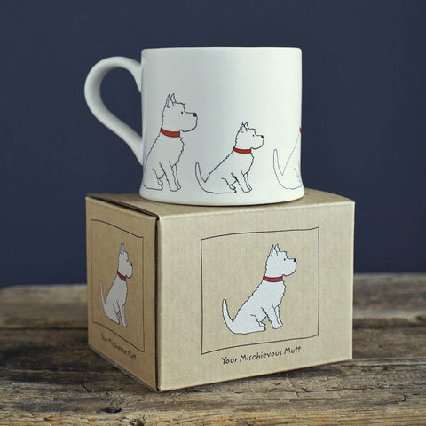 Westie Dog Mug - insideout-home