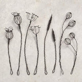 Wire Sprig Small Bulrush - insideout-home