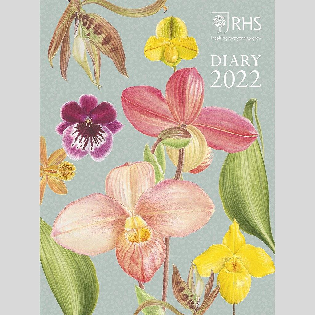 RHS Desk Diary 2022, Office Supplies by Insideout