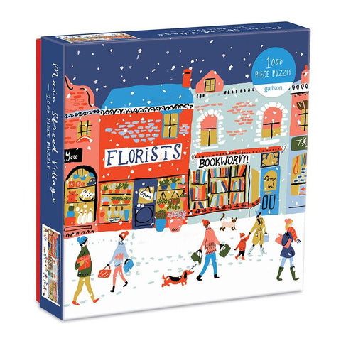 Main Street Village 1000 Piece Jigsaw Puzzle - insideout-home