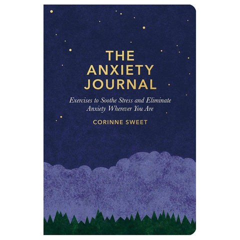 Anxiety Journal - insideout-home