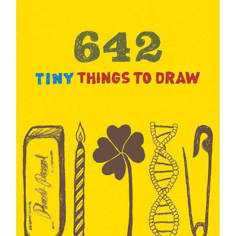 642 Tiny Things To Draw - insideout-home