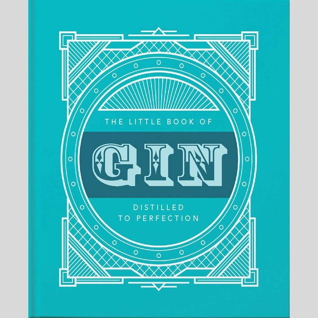 The Little Book Of Gin (Orange Hippo), Media by Insideout