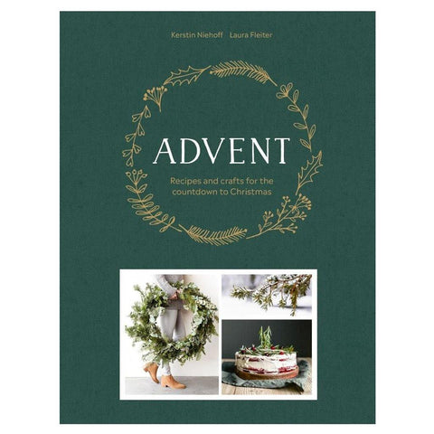 Advent Recipes & Crafts For The Countdown To Christmas - insideout-home