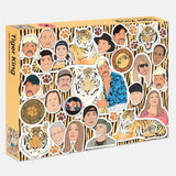 The Tiger King Jigsaw Puzzle 500 Pieces - insideout-home