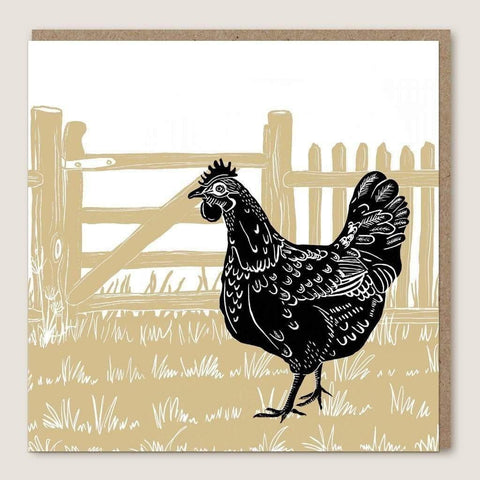 ACU25 Chicken Fence Card - insideout-home