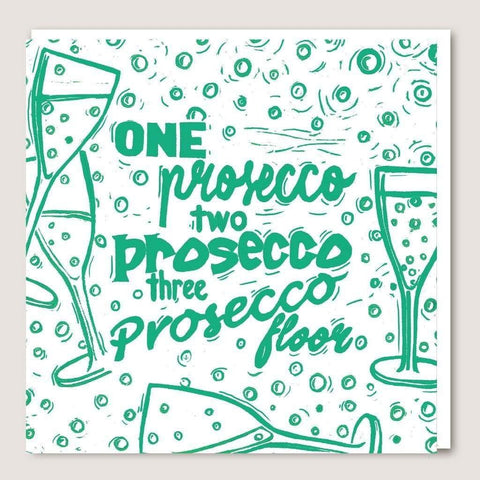 ACUW04 One Proseccco, Two Prosecco Card - insideout-home