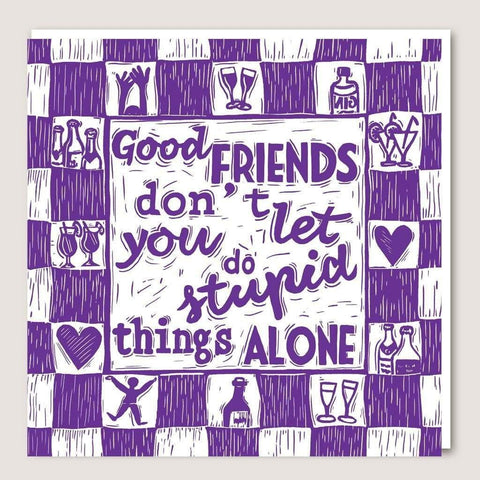 ACUW09 Good Friends Card - insideout-home