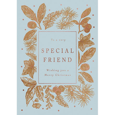 Special Friend Sprigs Card - insideout-home