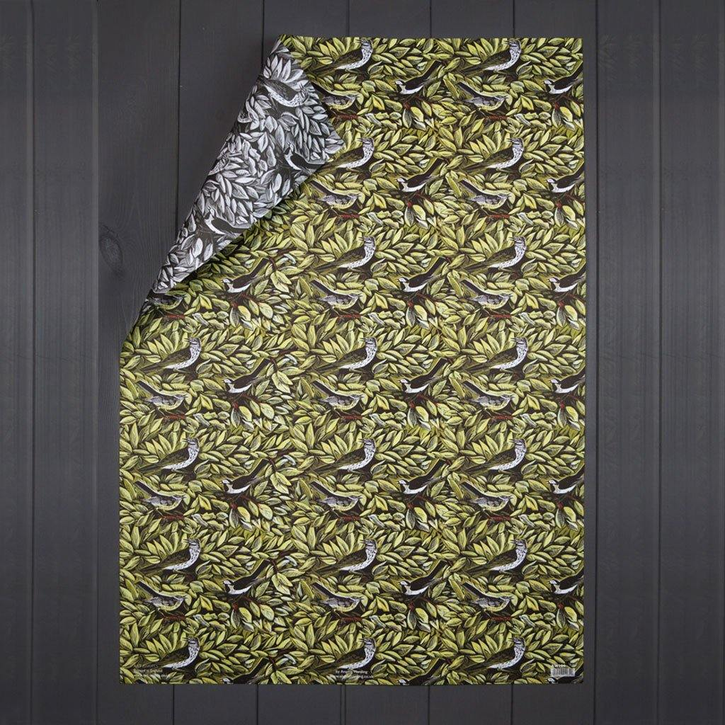 AW106 Bird Double Sided Wrap by  Insideout