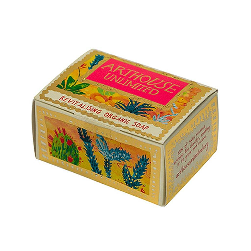 Organic Soap Revitalising Cactus by  Insideout