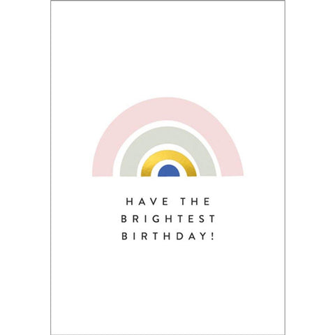 Brightest Birthday Card - insideout-home