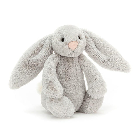 Bashful Silver Bunny Small - insideout-home