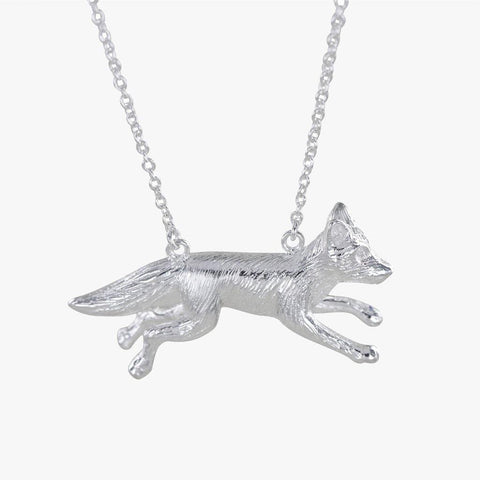 Running Fox Necklace - insideout-home