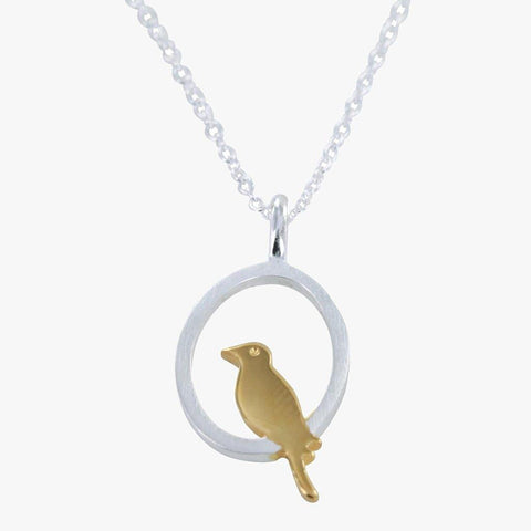 Single Bird Necklace - insideout-home