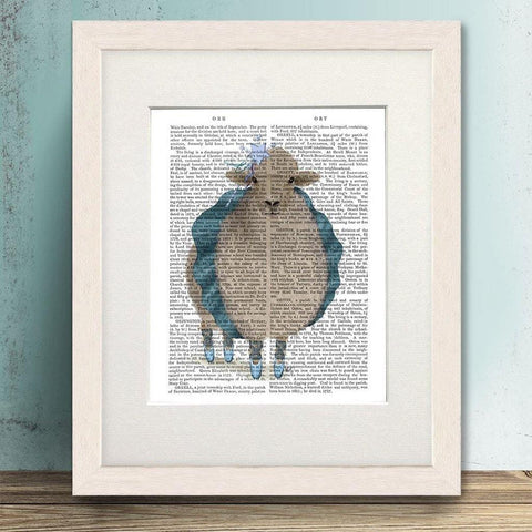 Ballerina Sheep Print - insideout-home