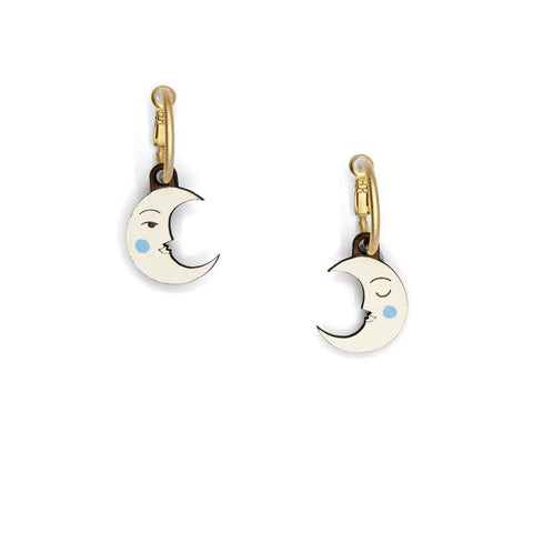 Luna Hoop Earrings - insideout-home