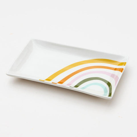 Rainbow Trinket Tray - insideout-home