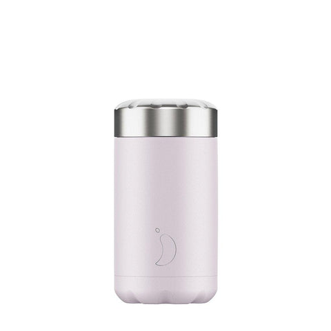 Chilly's Bottle Blush Purple Food Pot 500ml - insideout-home